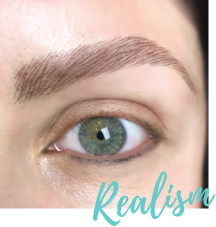 advanced realism brows