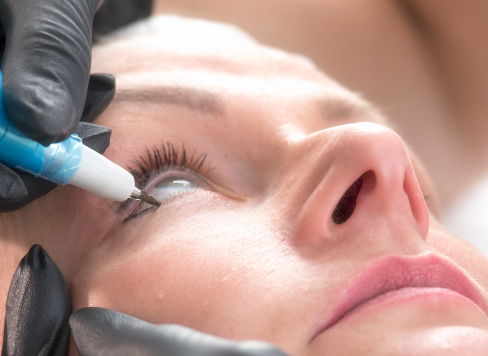 eyeliner tattooing course