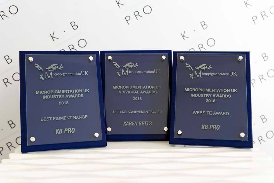 The K.B Pro Awards keep coming!!