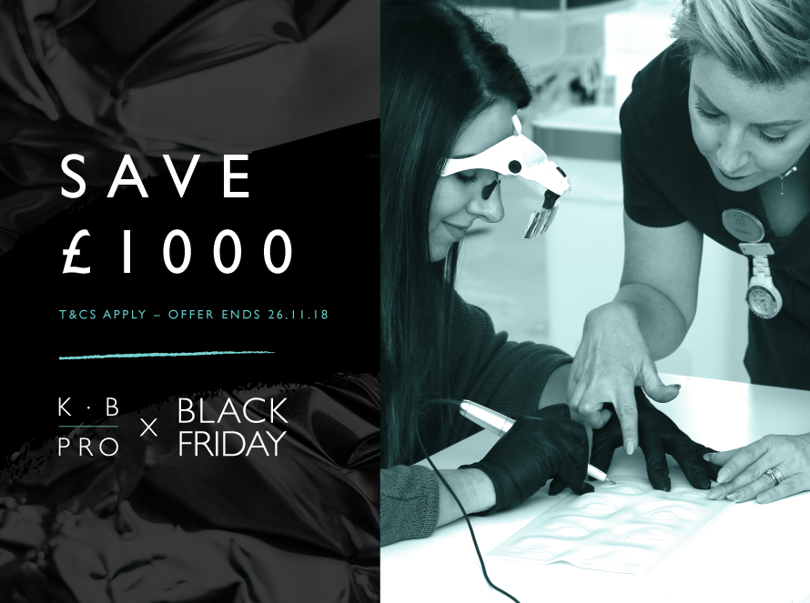 Save £1,000 with our Black Friday offer!