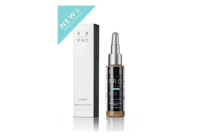 K.B Pro® Pigment in Boston named in Professional Beauty's Best Beauty Launches of 2018