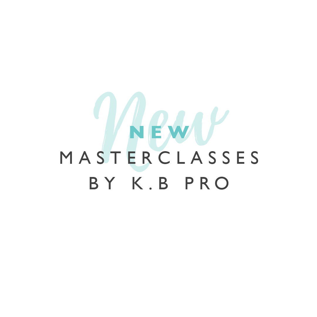 K.B Pro launch FOUR NEW Masterclasses – including this season's hottest trend: Nanoblading
