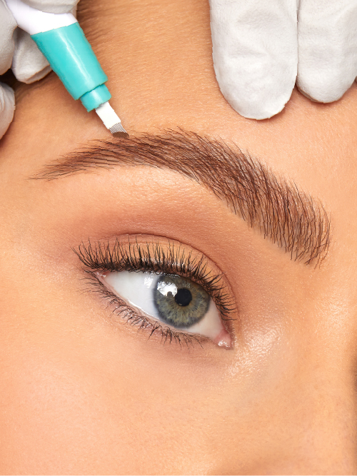 Microblading for brows image