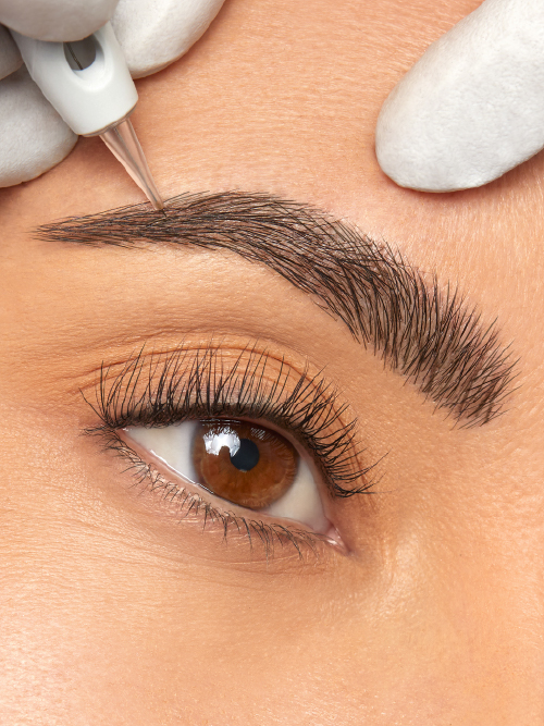 Digital Permanent Makeup for Brows image